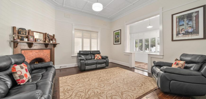 Concord 7 Edward St House for auction