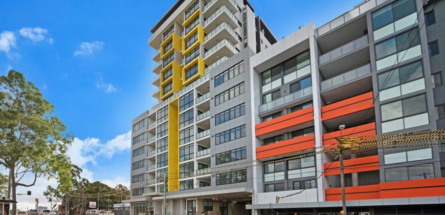 Brand new 1 bed apartment for sale Homebush NSW 2140
